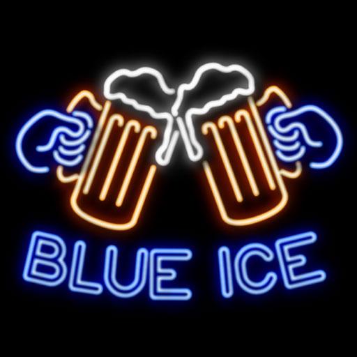 LE BLUE ICE