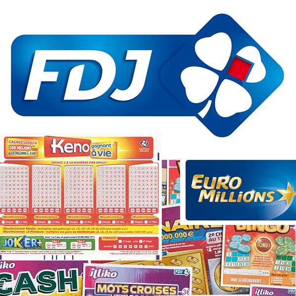 Keno, euro millions
